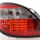 Farois LED Opel Astra H 5 portas vermelhos