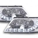 Farois Luz Diurna VW Passat 3BG  RHD 00-05 cromados