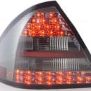 Farolins Mercedes C-Class W203 Limo pretos 01-04