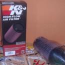 Filtro de Ar K&N Honda Integra 1.8i Type-R 1997-2001