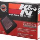 Filtro de Ar K&N Nissan Micra K11 - todas as cilindradas