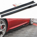 Frisos das Embaladeiras Alfa Romeo 4C