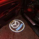 Laser Logo Projector Mazda