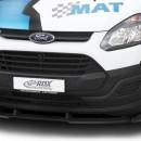 Lip frontal Ford Transit Custom / Tourneo Custom 2012+