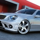 Lip frontal Mercedes W203 C-203-AMG204
