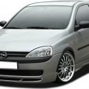 Lip frontal Opel Corsa C Mk1