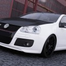 Lip frontal Vw Golf 5 GTI