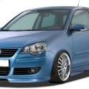 Lip frontal Vw Polo 9N3