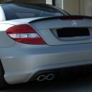 Para-choques traseiro Mercedes SLK R171 AMG 204 LOOK