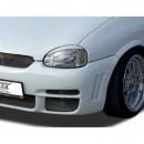 Pestanas Opel Corsa B