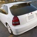 Aileron Honda Civic EK Hatchback