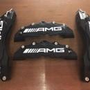 Capas de Travão Mercedes AMG pretas