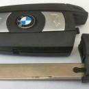 Carcaça Comando BMW de 3 botões