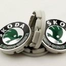 Centros de jantes Skoda 57/52mm
