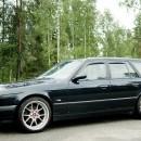 Chuventos BMW E34 Touring 4 portas