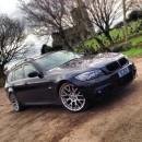 Chuventos BMW E61 4 portas