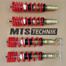 Coilovers MTS Comfort Honda Civic EJ Coupe 1.5 / 1.6 / 1.6 Vtec