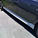 Embaladeiras BMW E61 Kit M