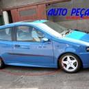 Embaladeiras Fiat Punto Mk2 Abarth