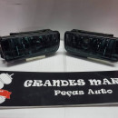 Faróis de nevoeiro BMW E36 M3 pretos