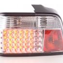 Farolins BMW E36 Sedan em LED cromados
