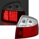 Farolins LED Audi A4 B6 Sedan 2001-2004 brancos e vermelhos