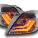 Farolins LED Opel Astra H GTC Yr. 05-07 preto