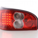 Farolins LED Red/Clear Citroen Saxo 96-02