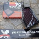Filtro de Ar K&N Seat Ibiza 6J 2.0TDi