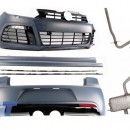 Kit de carroçaria VW Golf 6 R20 Look (2008-up) e sistema de escape completo R20