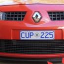 Lip de borracha universal Renault Megane 2