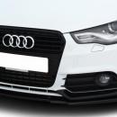 Lip frontal Audi A1 8X & A1 8XA Sportback (-01/2015, Competition