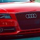 Lip frontal Audi A4 B8 / B81