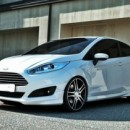 Lip frontal Ford Fiesta Mk7 FACELIFT 2013-2016