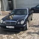 Lip frontal Mercedes E-Class W210 Brabus