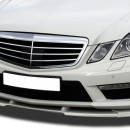 Lip frontal Mercedes E-Class W212 AMG 2009-2013