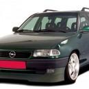 Lip frontal Opel Astra F Caravan 1994-1998