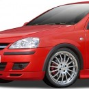 Lip frontal Opel Corsa C Mk2