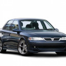 Lip frontal Opel Vectra B Facelift
