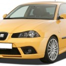 Lip frontal Seat Ibiza 6L FR / Facelift