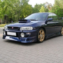 Lip frontal SUBARU IMPREZA MK1 (1993-1996 GT / WRX / STI)