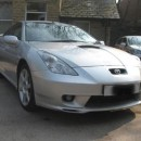 Lip frontal Toyota Celica 1999-2002