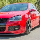 Lip frontal Vw Golf 5 GTI 30 anos