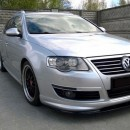 Lip frontal VW Passat 3C B6 R-Line