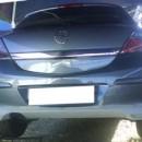 Lip traseiro Opel Astra H GTC
