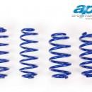 Molas de Rebaixamento AP Audi A3 8V Sportback 2.0 TDI Multilink 40/40mm