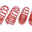 Molas de Rebaixamento Ta-Technix Mercedes Vito / Viano W639 / 2 + 639/4 com suspensão pneumática  40mm