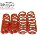 Molas de Rebaixamento V-Maxx Alfa Romeo 156 Sportwagon 1.6 TS / 1.8 TS / 2.0 TS / JTS / 1.9JTD  35/35mm