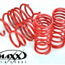 Molas de Rebaixamento V-Maxx Nissan Qashqai J10 2.0 / 1.5DCi excl. 4WD  35/35mm