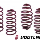 Molas de Rebaixamento Vogtland Vw Polo 6N2 35mm